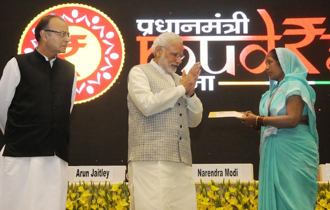 Pradhan Mantri Mudra Yojana in Hindi