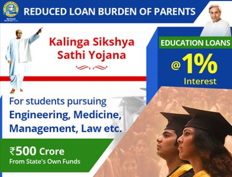 Kalinga Sikshya Sathi Yojana