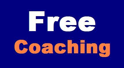 Free Coaching to Minority Students