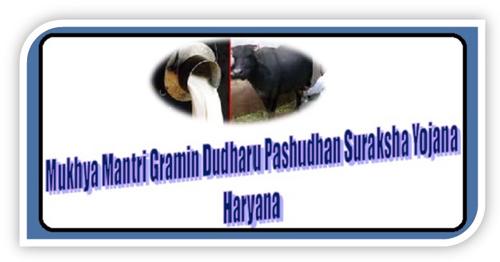 Mukhya Mantri Gramin Dudharu Pashudhan Suraksha Yojana