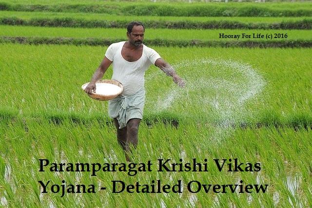 Paramparagat Krishi Vikas Yojana – Promote Organic farming in India