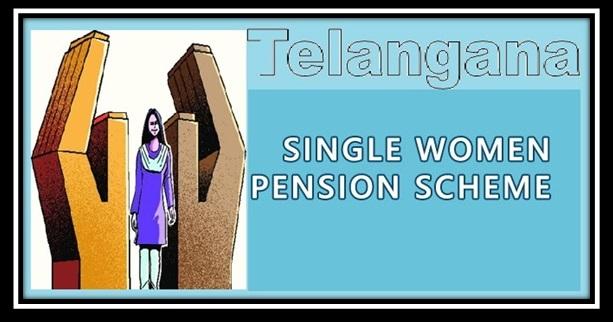 Single Women Pension Scheme Telangana Ontari Mahila Pension (Registration Process )