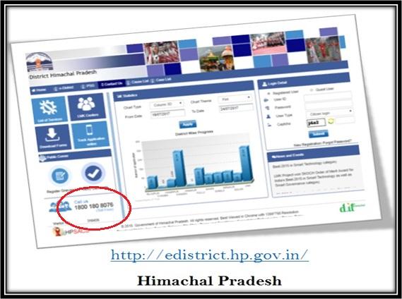 edistrict-hp-gov-in-himachal-pradesh