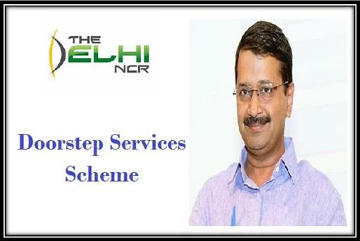 Delhi Doorstep Services Scheme