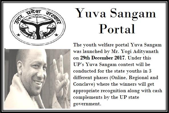 Uttar Pradesh Yuva Sangam Portal