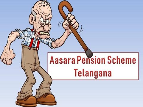 Aasara Pension Scheme Telangana