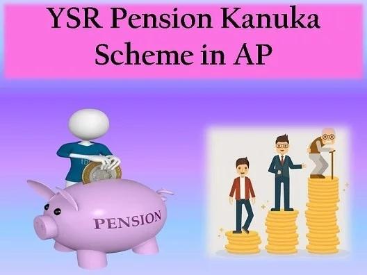 YSR Pension Kanuka Scheme