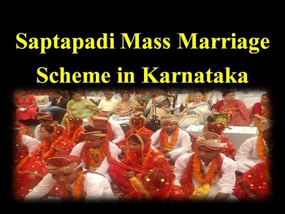 Saptapadi Vivah Karnataka Mass Marriage Scheme